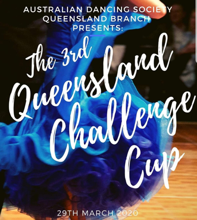 2020 ADS Qld Challenge Cup