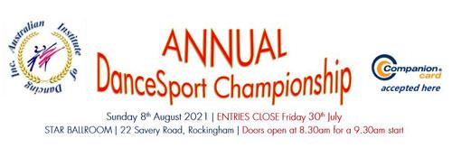 2021 AID Annual Championship