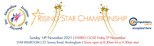 2021 AID Rising Star Championship