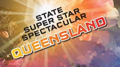 It's A Wrap - QLD State Super Star Spectacular