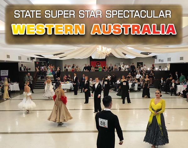 ADS STATE SUPER STAR SPECTACULAR – WESTERN AUSTRALIA Held at the WA Italian Club on Saturday 12th December 2020