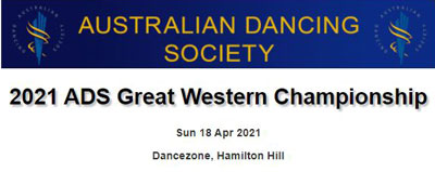 2021 ADS Great Western Ballroom Dancing Championship