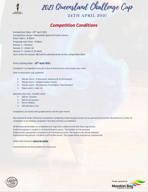 ads qld challenge cup syllabus 3
