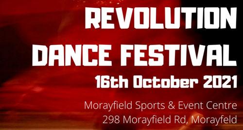 2021 ADS Revolution Dance Festival
