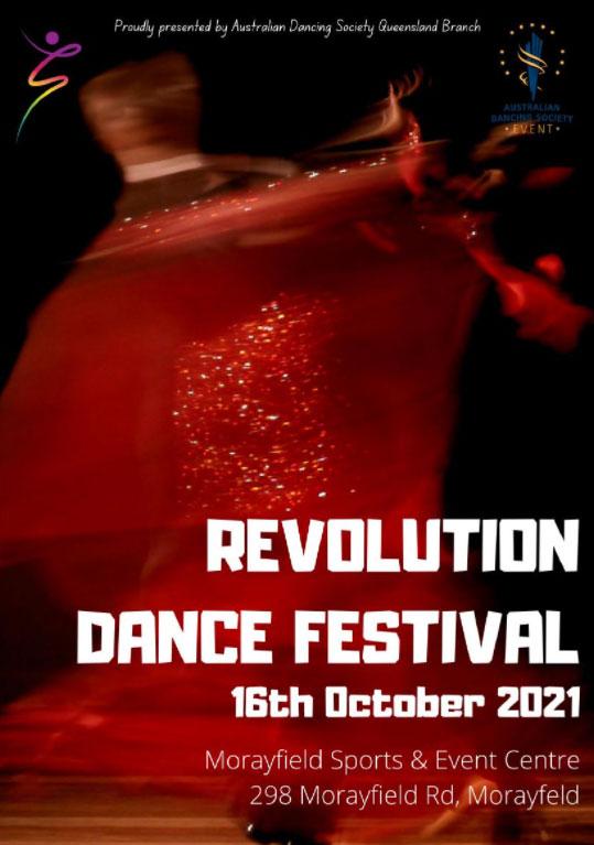 ADS Revolution Dance Festival