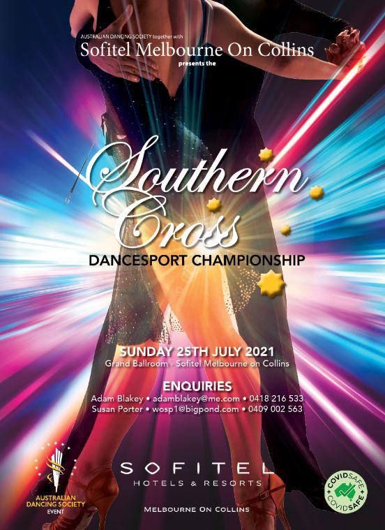2021 ADS Southern Cross Championship Syllabus