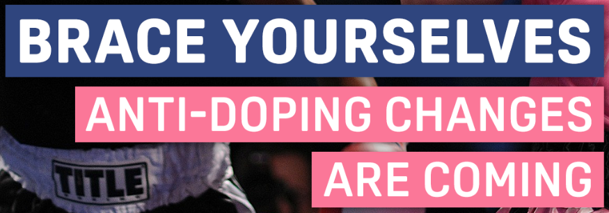 2021 Anti Doping Policy