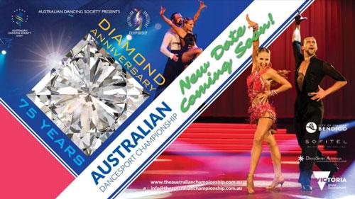 2021 ADS 75th Australian Championship - Date Change