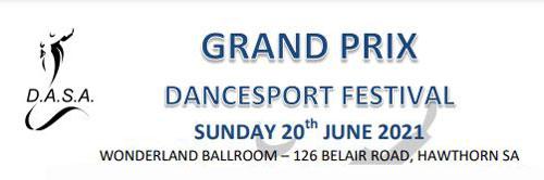 2021 DASA Grand Prix DanceSport Festival