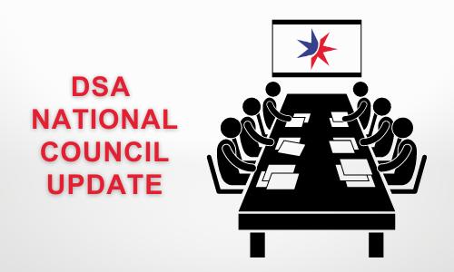 New National Council for DanceSport Australia