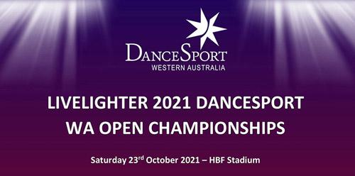 2021 WA Open Tickets