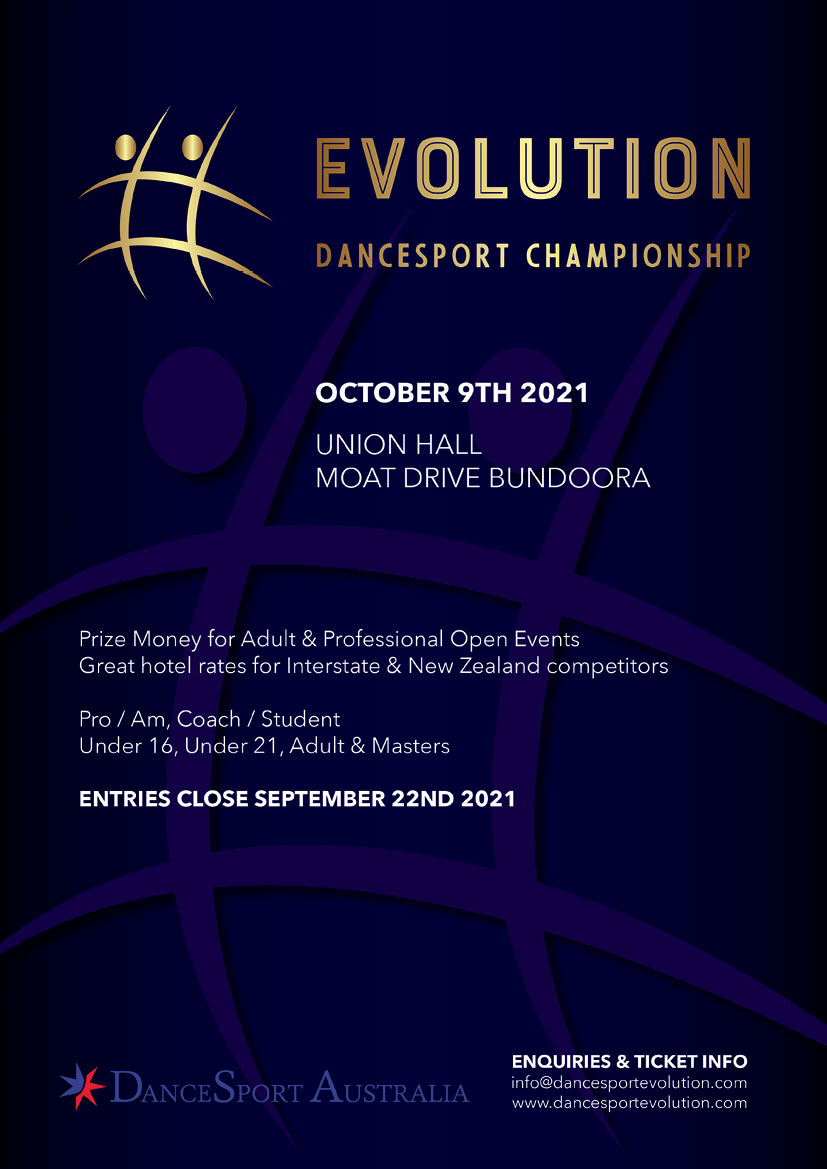 Evolution DanceSport Championship