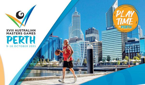 XVIII Australian Masters Games Perth