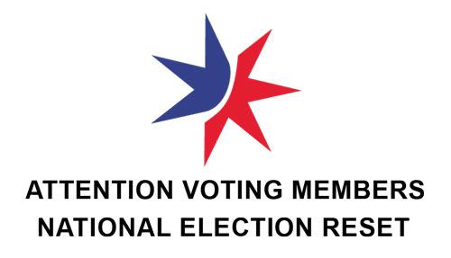 2021 DSA National Election Notification