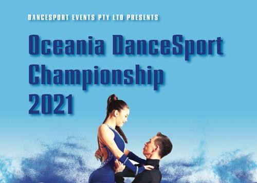 2021 Oceania DanceSport Championship