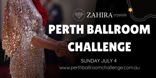 2021 Zahira Crystals Perth Ballroom Challenge