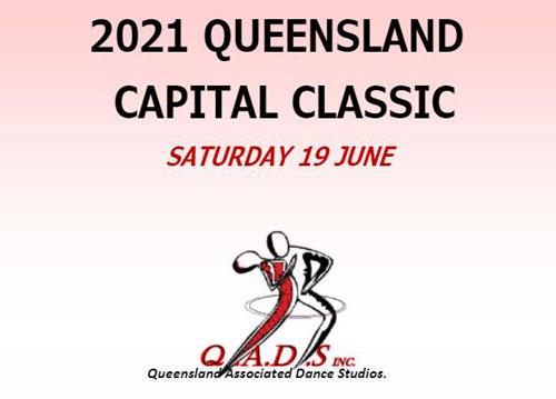 2021 QADS Queensland Capital Classic