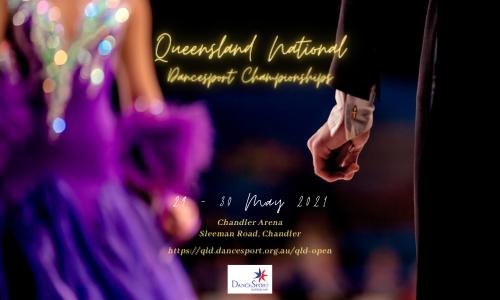 2021 Queensland National DanceSport Championships