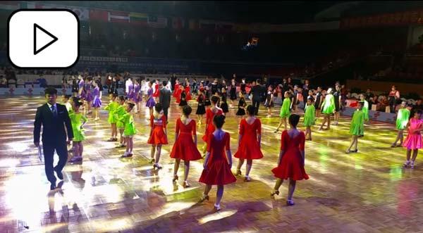 Synchro DanceSport Events