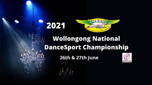 2021 HARS Wollongong National DanceSport Championship
