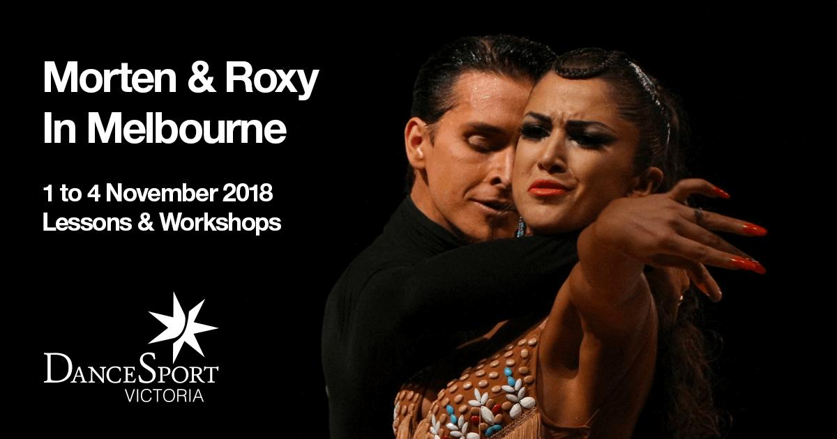 Morten and Roxy coming to Australia