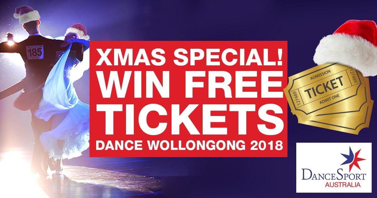 Subscribe to the DANCE Wollongong mailing list for a chance to win tickets to this great event