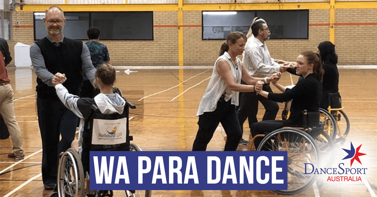 News from the West - State Team and Para Dance