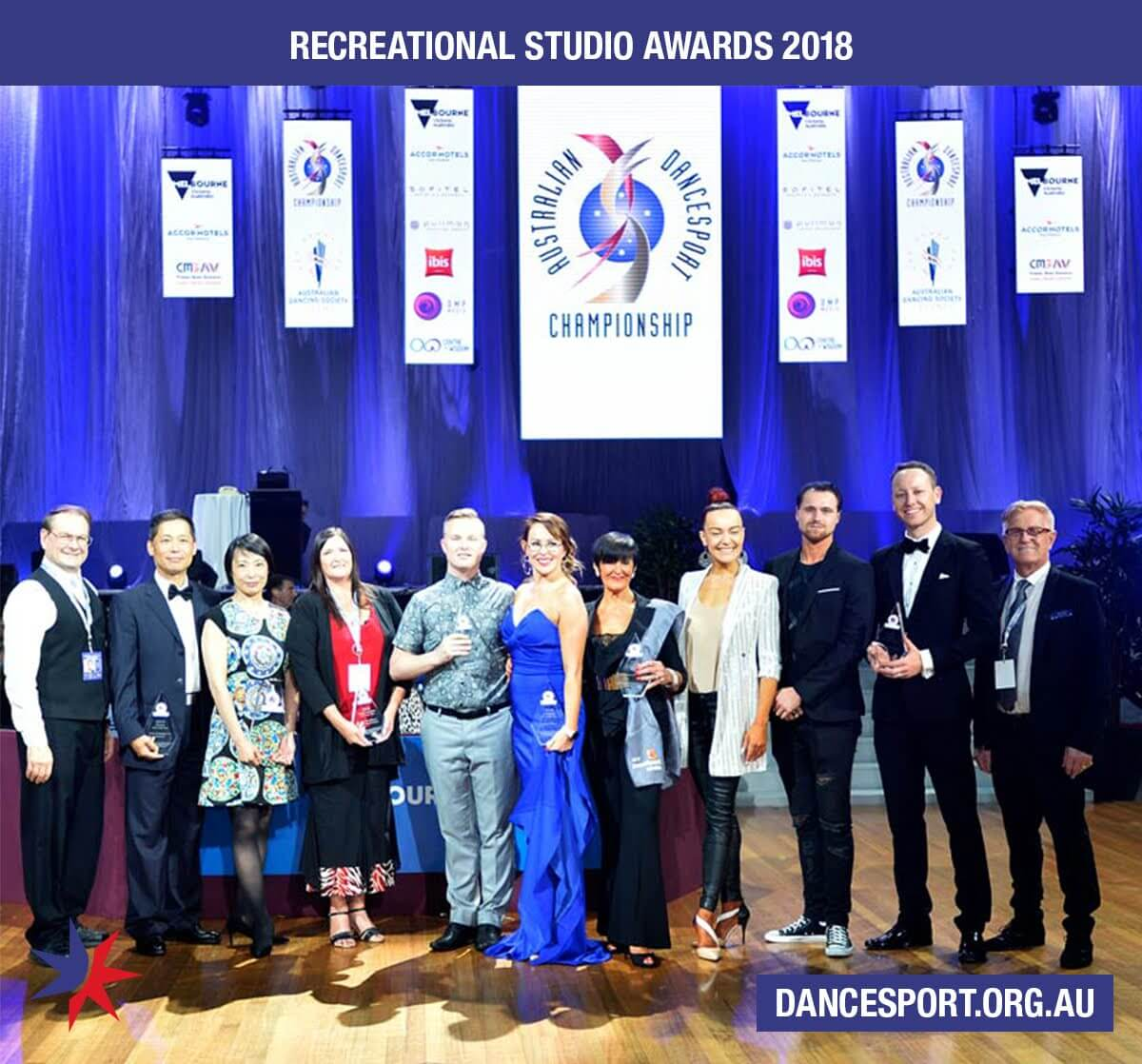 Registered Teaching Facility Awards for 2018