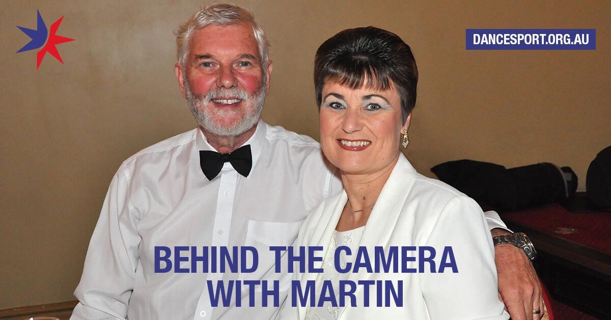 Behind the camera with Martin Van Der Poel in WA