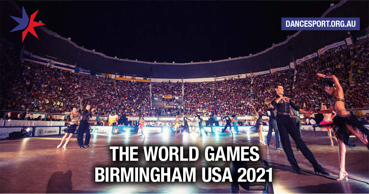 DanceSport and The World Games 2021