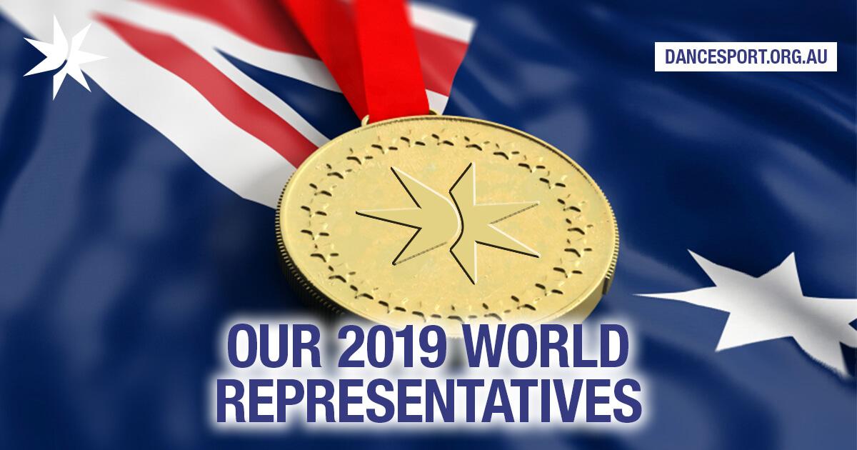 DanceSport World Representative selections 2019