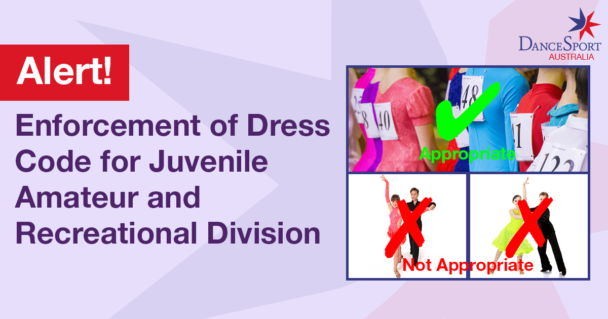 Alert! Know the Dress Code Policy