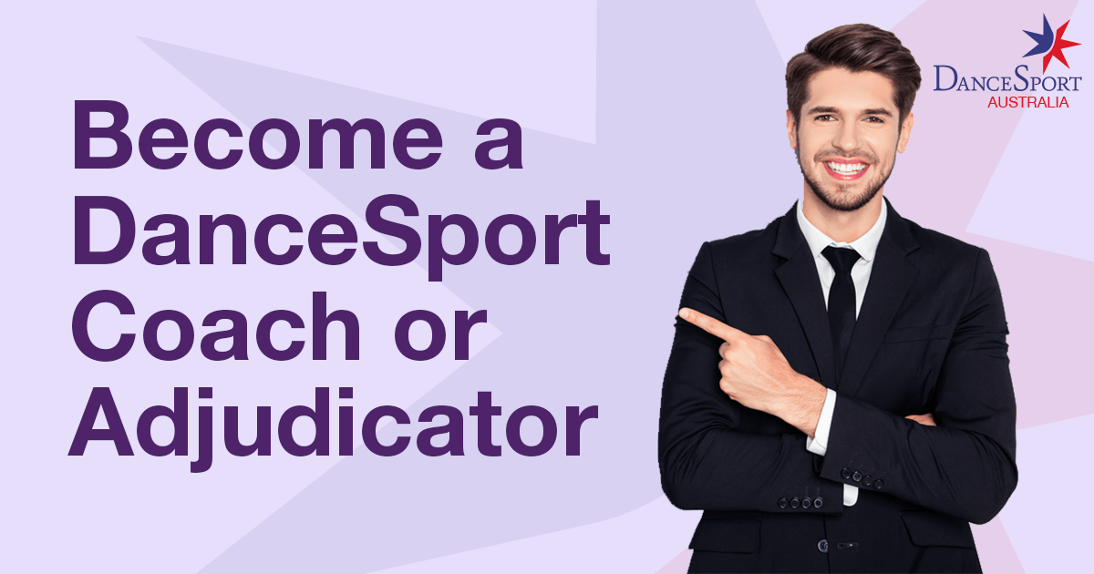 So you want to be a Coach or Adjudicator?