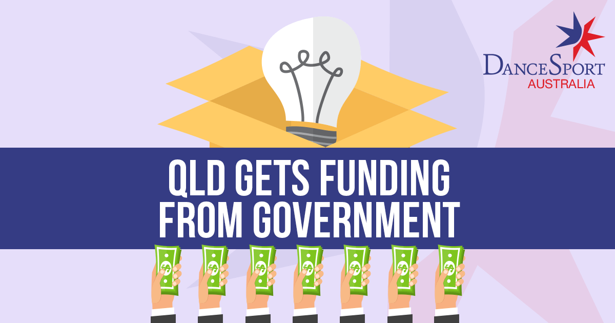 Queensland News - Government funding awarded