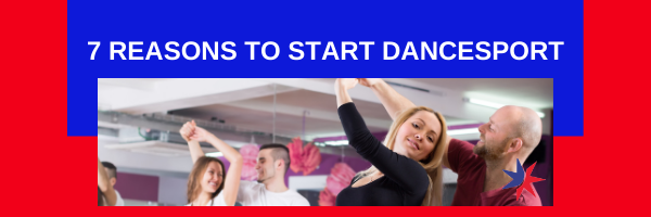 7 reasons to start Dancesport