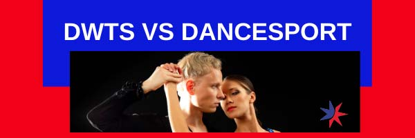 Dancing with the Stars vs Dancesport